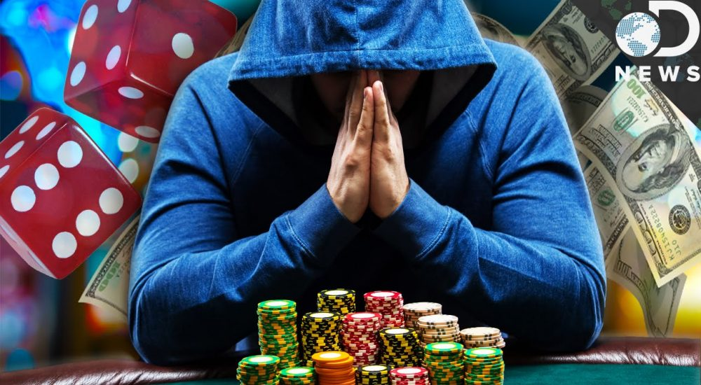 Do Away With Online Gambling Problems As Soon As