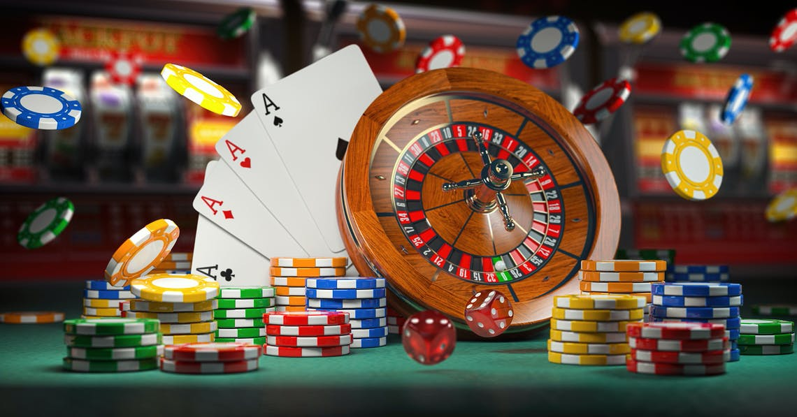 The ability Of Online Casino